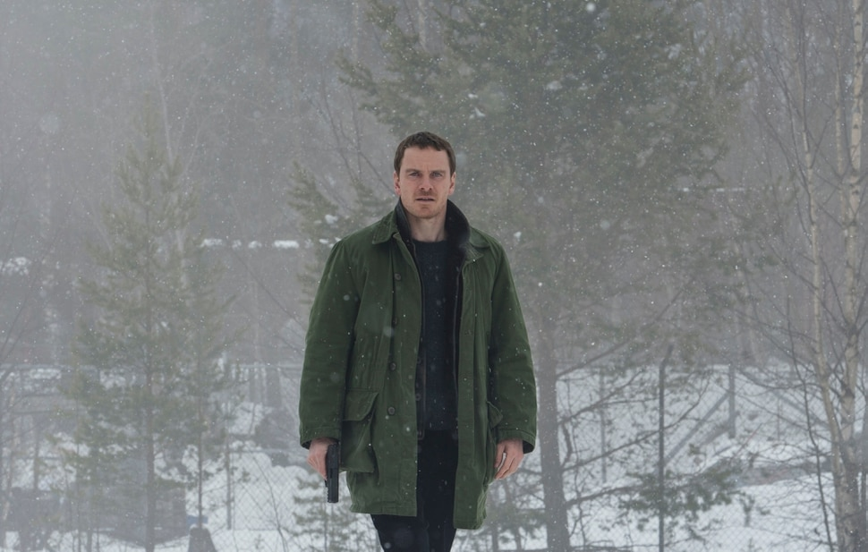 (Jack English | Universal Pictures) Michael Fassbender plays detective Harry Hole in The Snowman, based on Jo Nesbo's murder-mystery book series.