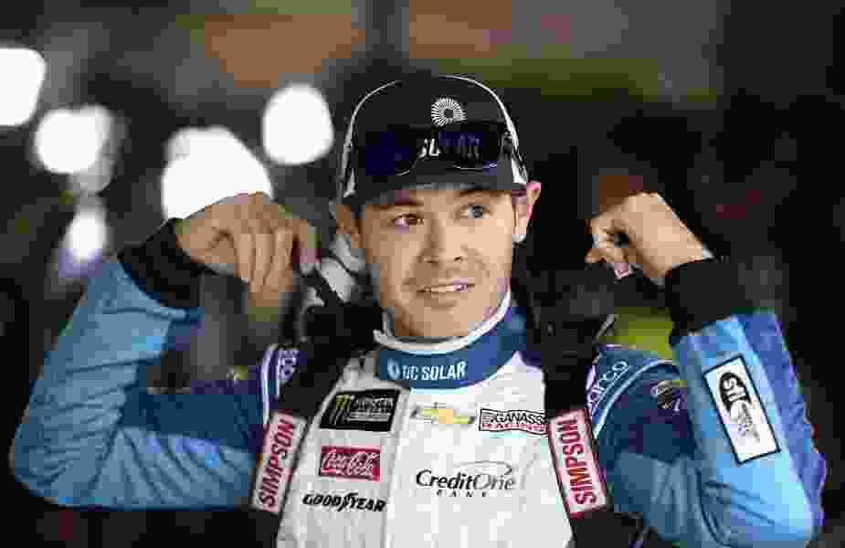 Kyle Larson, who loves NASCAR, isn't headed to dirt tracks soon