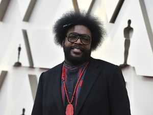 "(Jordan Strauss |  Associated Press file photo) Musician Ahmir ""Questlove"" Thompson, seen here at the 2019 Academy Awards, is one of the people scheduled to appear in online panels and talks at the 2021 Sundance Film Festival. Thompson, best known as the leader of The Roots, is director of ""Summer of Soul (… Or, When the Revolution Could Not Be Televised),"" which has been selected for the festival's U.S. Documentary competition."