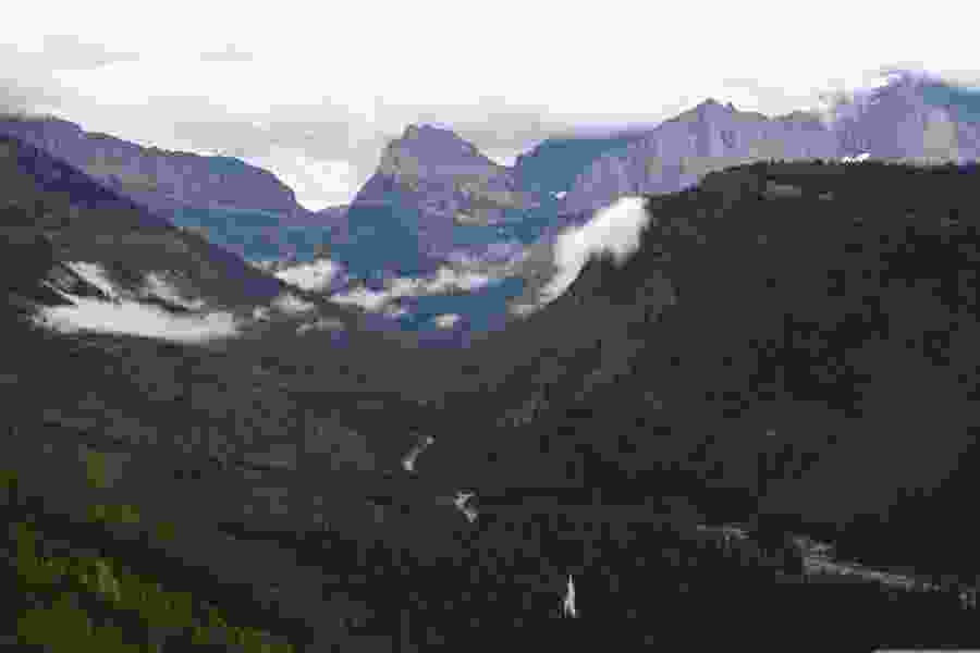 Utah girl killed by falling rocks at Glacier National Park