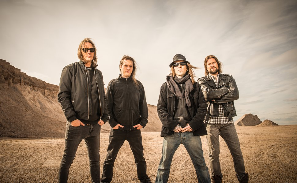 (Photo courtesy of Nuclear Blast Records) Finnish melodic death metal band Children of Bodom are also known for their sometimes offbeat choices of cover songs. They did their first cover solely to include as an extra track for the Japanese version of their debut album, but have since expanded the practice, as choosing songs from different genres and then actually arranging them to their style has proven a fun studio diversion.