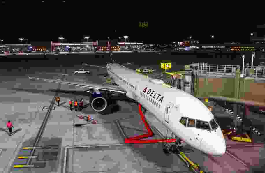 Delta Air Lines says it is avoiding involuntary layoffs for most employees