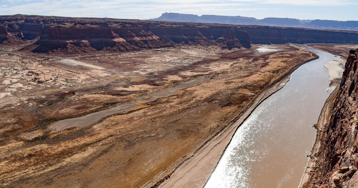 Lake Powell pipeline plans to tap water promised to the Utes. Why the tribe sees it as yet another racially based scheme. - Salt Lake Tribune