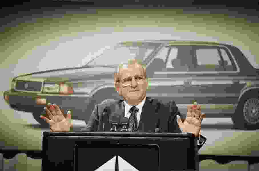 Lee Iacocca, auto industry savior, dies at 94