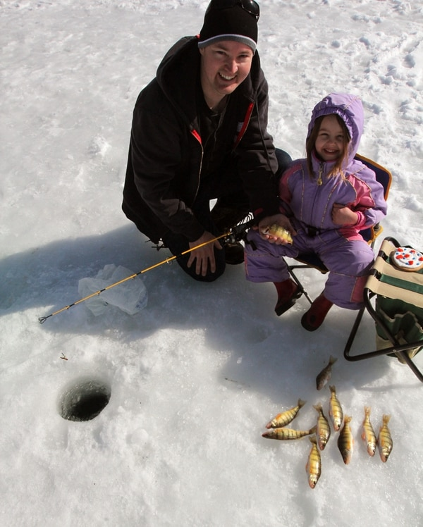(Courtesy of the Utah Division of Wildlife Resources) Attend the free seminar and learn how to catch trout and other fish through the ice in Utah.