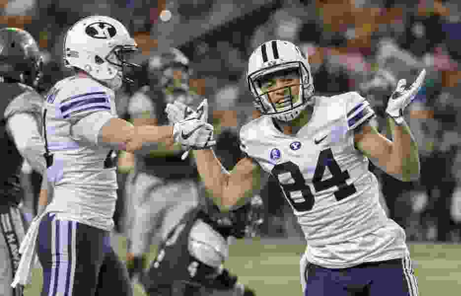 BYU football player Neil Pau'u pleads guilty to impaired driving