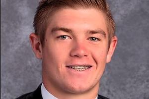 Courtesy Grantsville High School Grantsville's Brady Arbon drove in two runs in the state title game.