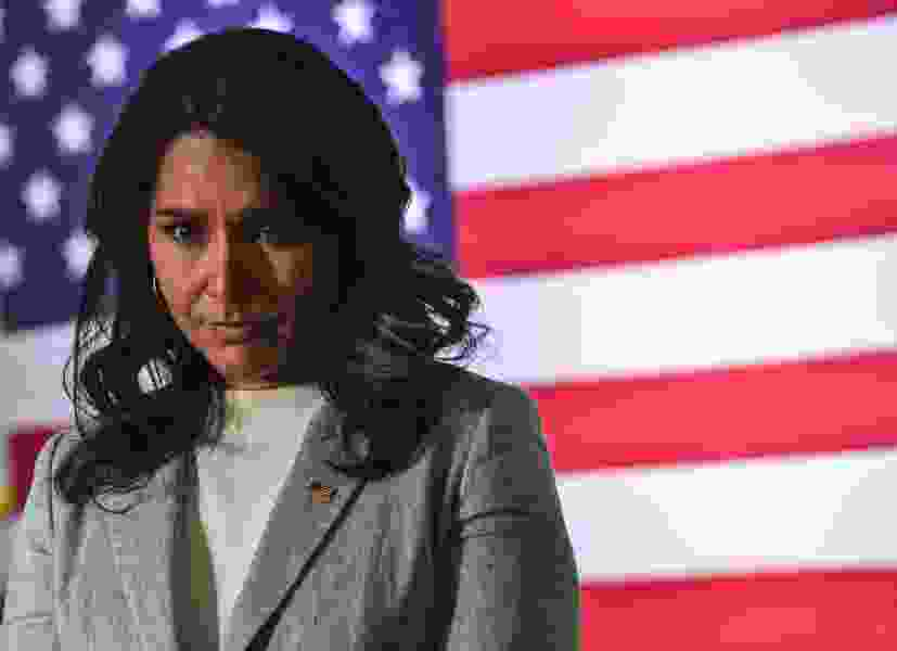 Presidential candidate Tulsi Gabbard campaigning in Utah this weekend