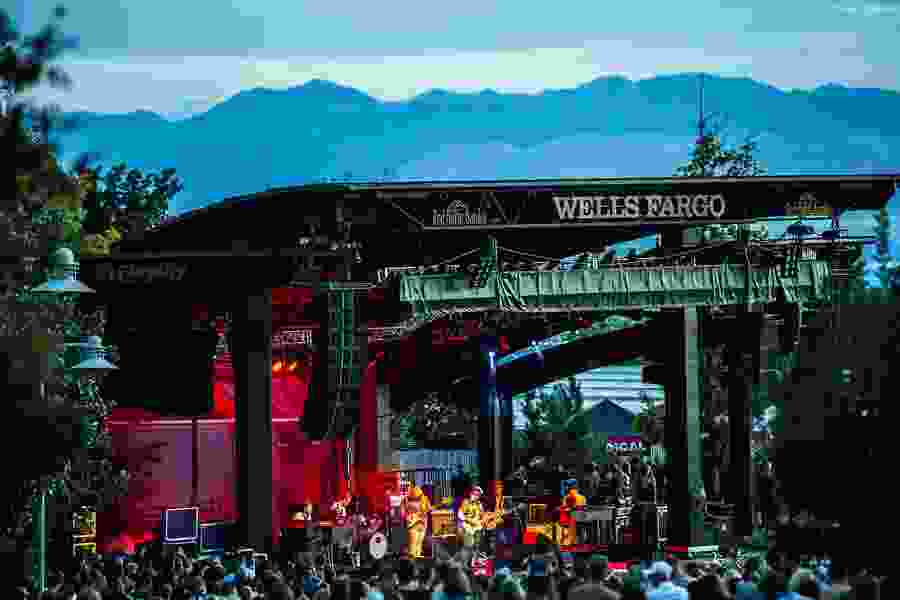 Mark your calendars. Here are the 31 shows in the 2019 Red Butte Garden Outdoor Concert Series.