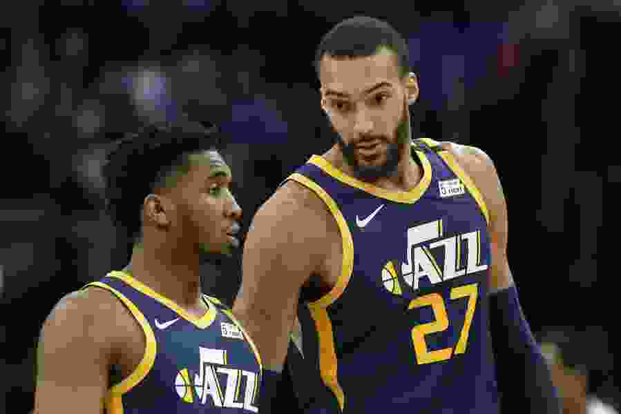 Donovan Mitchell speaks: Utah Jazz star talks about Rudy Gobert, racial justice and Orlando