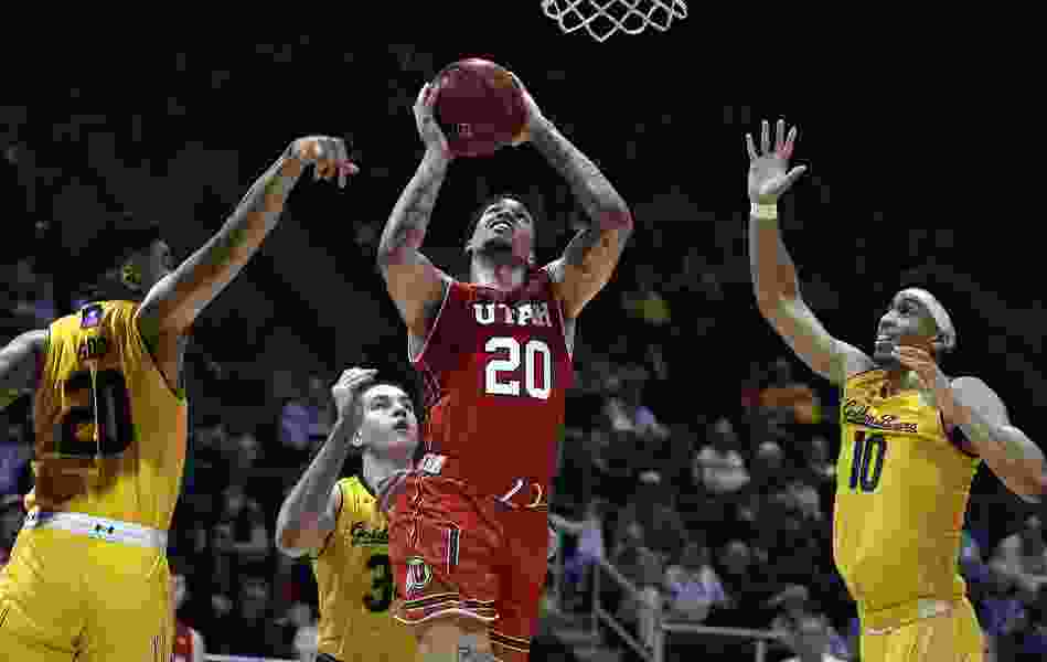 Utes' 82-64 win at California gives them a sweep on the road and a 5-2 conference record