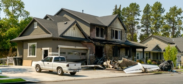 Leah Hogsten | The Salt Lake Tribune The house at 584 E. East Canyon Road in Payson where Duane