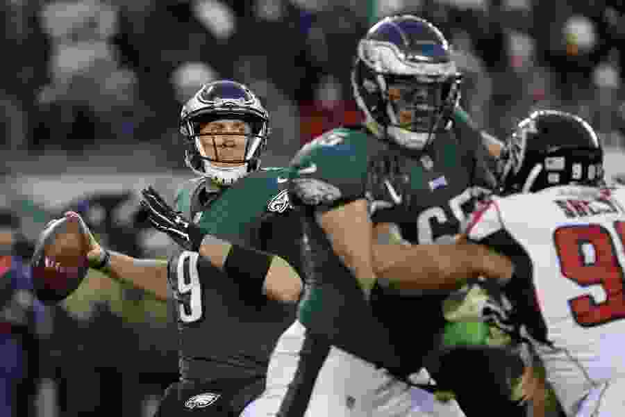 Kragthorpe: Eagles are NFC's top seed, but they have become underdogs in these NFL playoffs