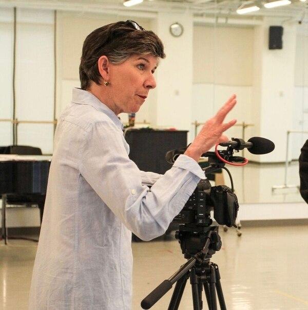 Utah filmmaker Jenny Mackenzie. (Courtesy)