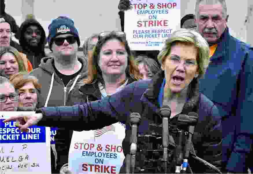 Helaine Olen: Elizabeth Warren was once a Republican. She shouldn't hide it.