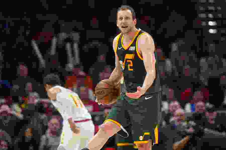 Jazz winning streak ends at five after coming up short in a 117-114 loss to the Hawks in Atlanta