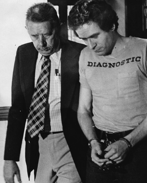 Ted Bundy killed at least 5 Wasatch Front teenagers as he