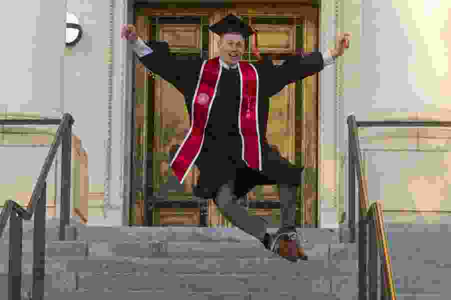 University of Utah conducts virtual commencement for 8,628 graduates