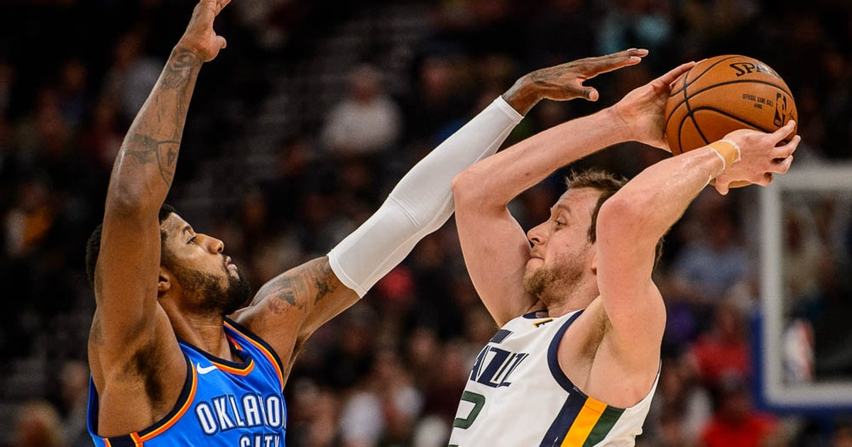 Tale of the tape: How the Jazz and Thunder match up