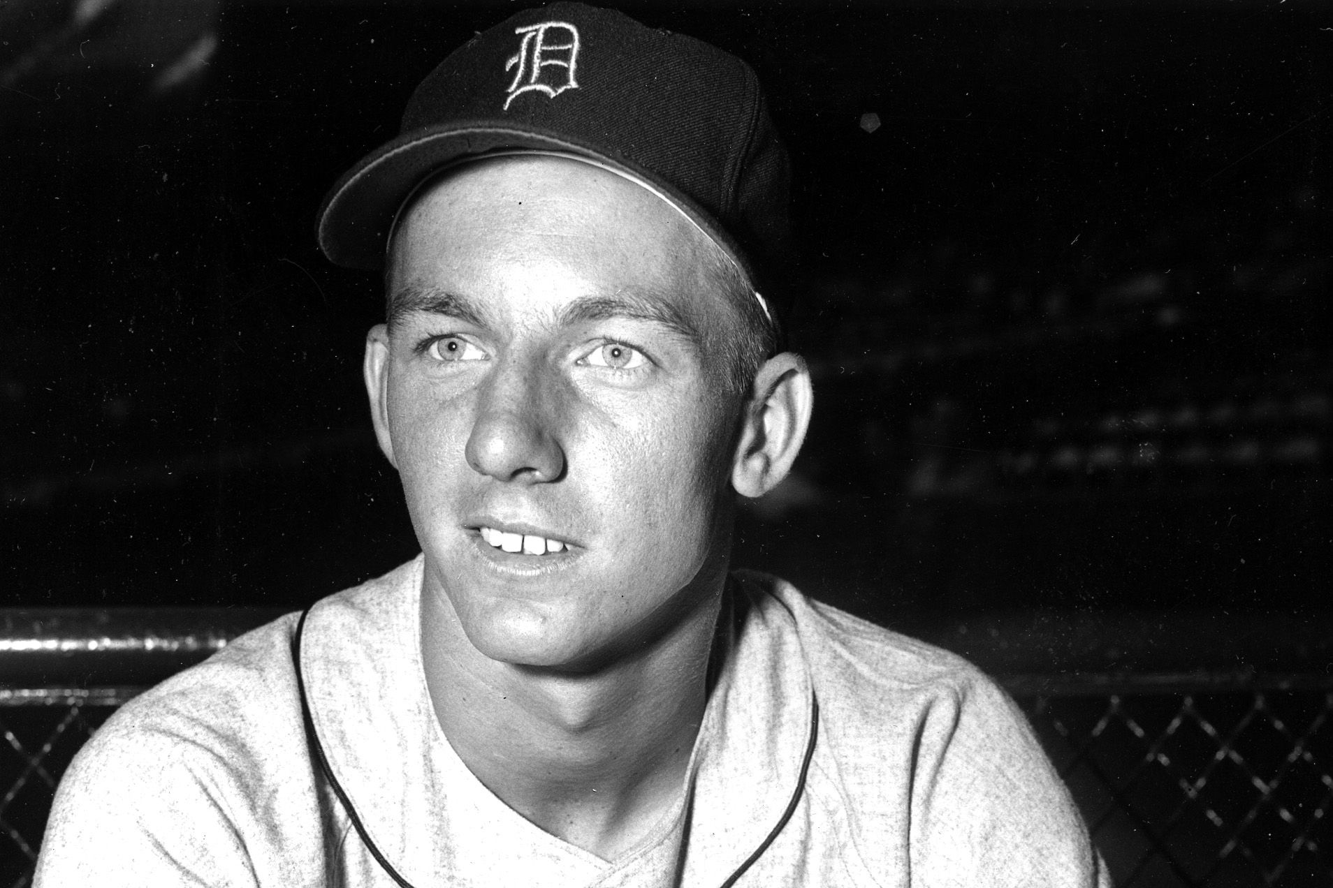 FILE - This is June 23, 1953, file photo showing Detroit Tigers baseball player Al Kaline. Sports in 2020 was an unending state of mourning. It seemed a whole wing of the Baseball Hall of Fame was ripped away -- Al Kaline, Tom Seaver, Lou Brock, Bob Gibson, Whitey Ford, Joe Morgan, Phil Niekro. (AP Photo/FIle)