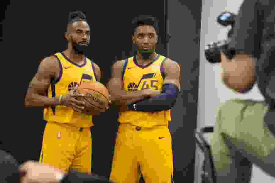 Donovan Mitchell and Mike Conley: The beginning of a beautiful (backcourt) partnership?