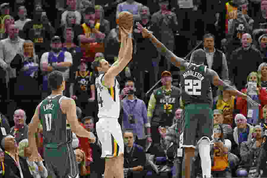 Gordon Monson: Led by an incoming Bogey, the Jazz are rising toward a better beginning, a better ending