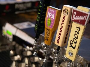 (Francisco Kjolseth | Tribune file photo) Beer taps are shown at Holladay's iconic Cotton Bottom Inn.