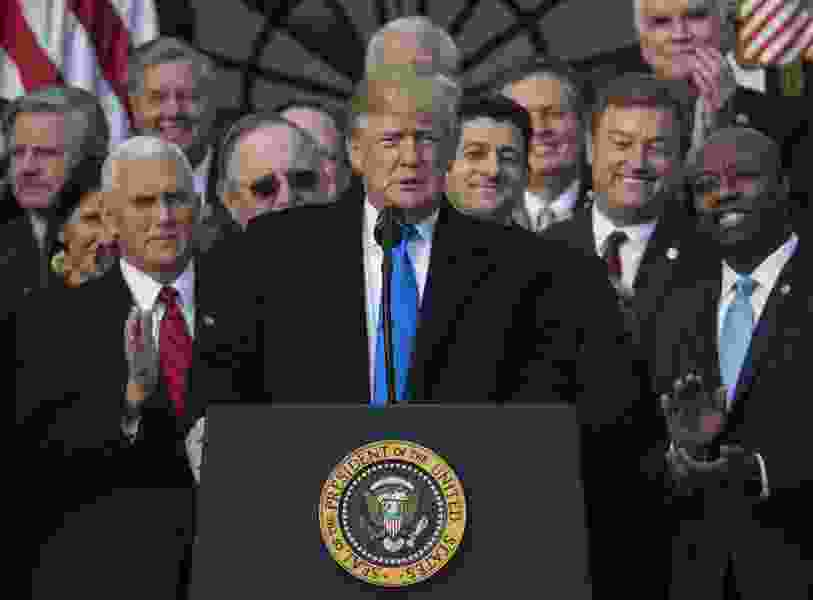 Catherine Rampell: Tax cuts were supposed to save the GOP from Trump. Oops.