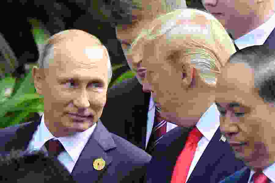 Trump: Putin is 'insulted' by and denies meddling accusation