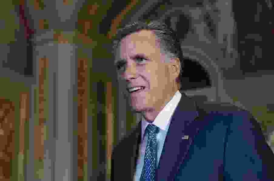 Letter: Mitt Romney made me proud to be a Utahn. For a while.