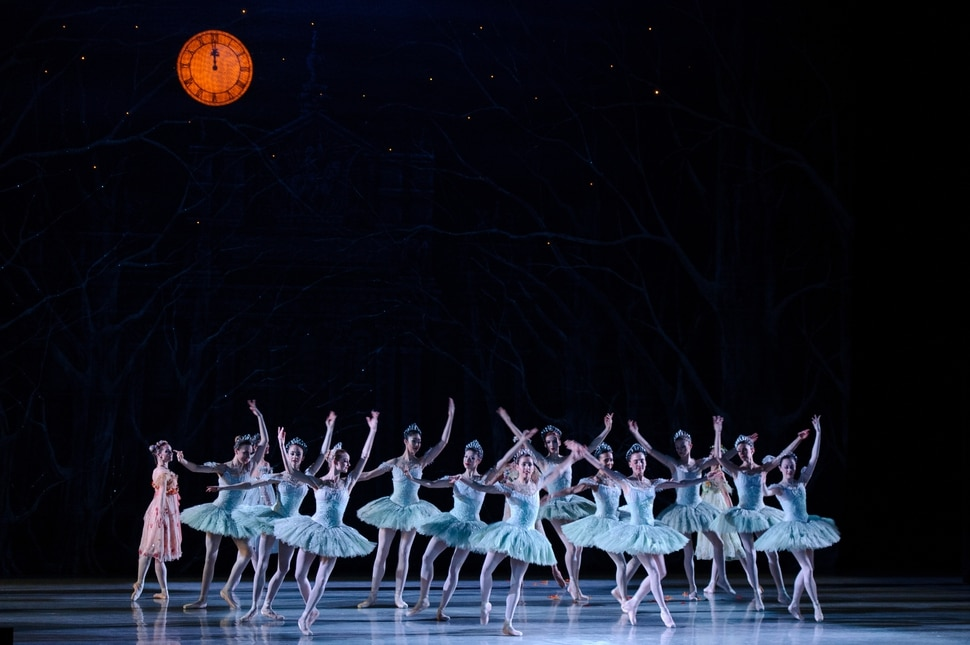 (Alex Gallivan   Special to the Tribune) Ballet West hosts the final dress rehearsal for Cinderella on Thursday, Feb., 8 2018. The production runs through Feb. 25 at the Capitol Theatre in Salt Lake City.
