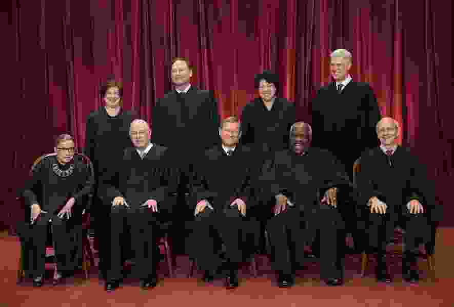 Commentary: Our faith in the Supreme Court is threatened