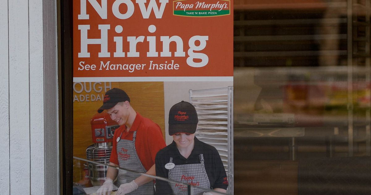 Utah's jobless claims fall to a new pandemic low