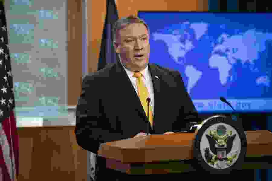 U.S. secretary of state to push to defend religious minorities around the world