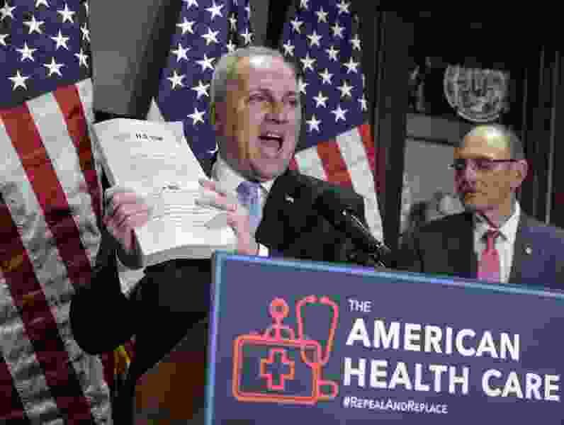Commentary: If you don't like your health plan, change Congress