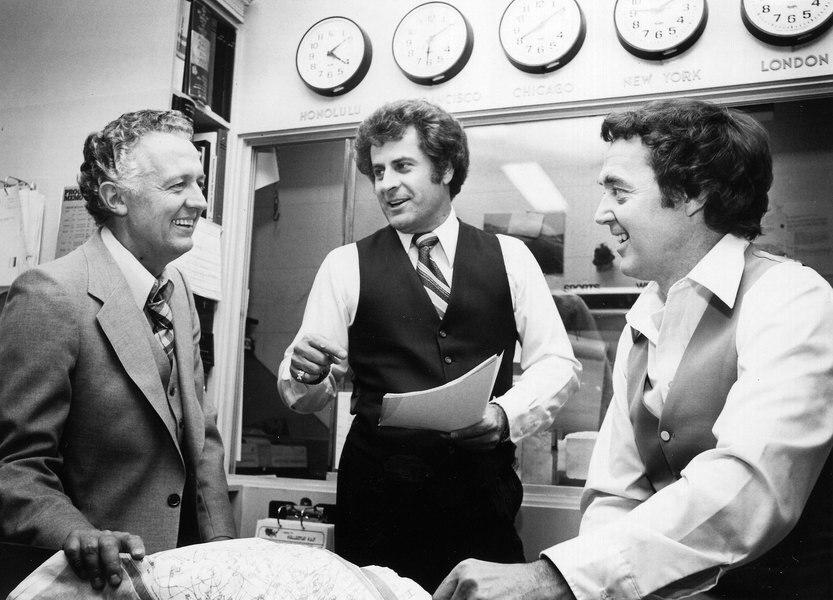 Bob Welti, longtime weatherman at KSL-TV, dies at 94 - The Salt Lake