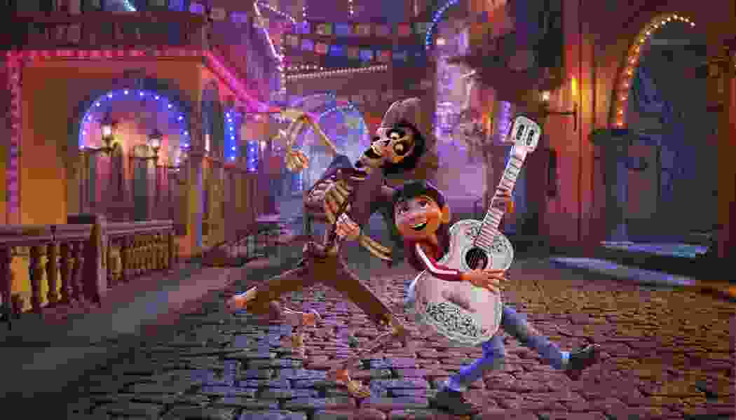 How Pixar's 'Coco' became a huge box-office hit