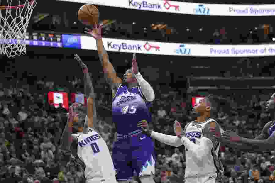 The Triple Team: Jazz just pass around Kings defenders like they weren't there in huge win