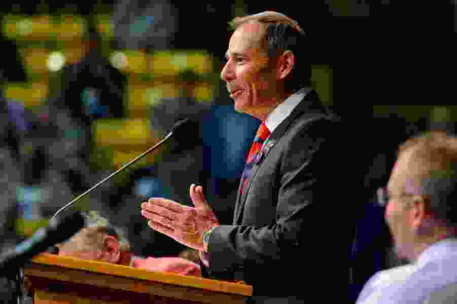 John Curtis votes to remove deadline to ratify Equal Rights Amendment