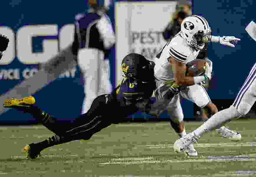 Stingy defense and a punishing ground attack make Northern Illinois a formidable opponent for BYU on Saturday