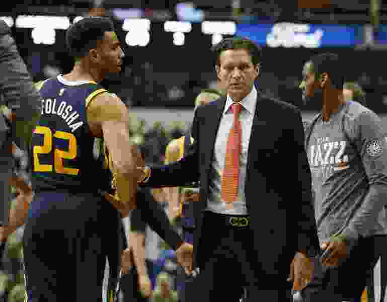 After the 50-point loss, Jazz are searching for answers and trying to find fight