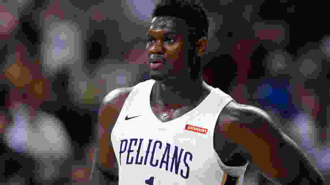 Zion Williamson 'never should've played' in summer league, Krzyzewski says