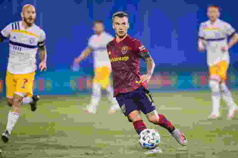 RSL wants more offense, better position in table as it prepares for restart to season
