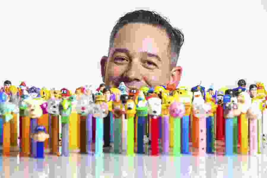 Utah man's love of PEZ dispensers leads to podcast