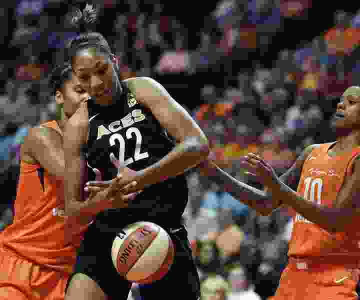House edge? WNBA coming up Aces with team in Las Vegas