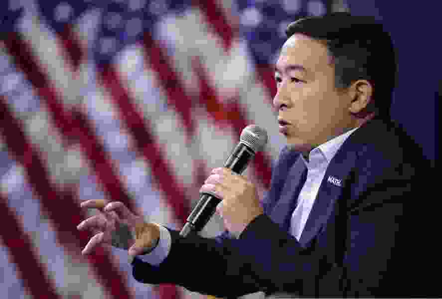 Rich Lowry: Andrew Yang, snakeoil salesman