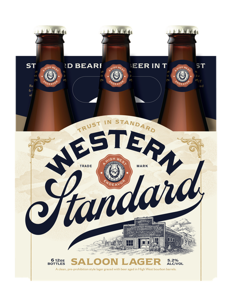 2 Utah cities will be among the first to get the new 'saloon-style' beer aged in High West bourbon barrels