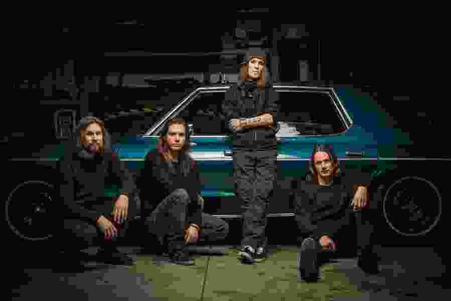 Meet Children of Bodom, the Finnish death metal band that also covers Britney Spears and Kenny Loggins