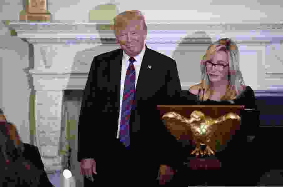 Trump fires up religious critics with job for televangelist Paula White
