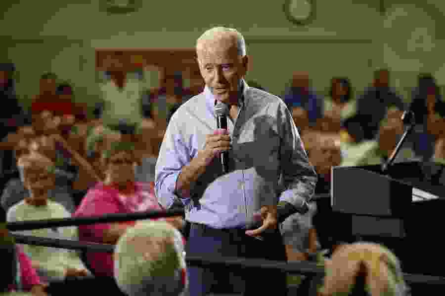 Paul Waldman: Is Joe Biden too old to run for president?
